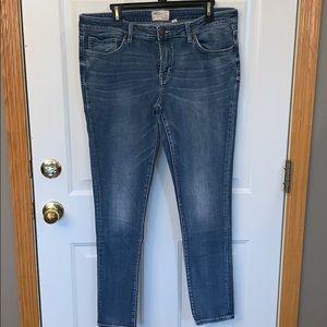 BKE Size 32R Skinny Jeans